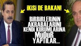 "AK PARTİ""DE BAKAN TORPİLİ"