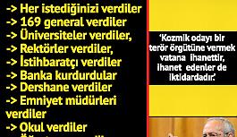 Kılıçdaroğlu: Onların ikisine de lanet...