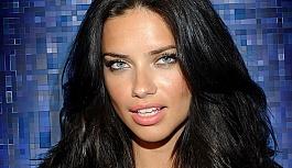 Metin Hara'nın sevgilisi Adriana Lima'dan...