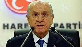 MHP Genel Başkanı Bahçeli: İsrail'in...