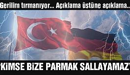 Son dakika… Türkiye'den Almanya'ya...