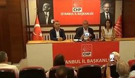 "CHP'Lİ GÜRSEL TEKİN""İSTANBUL'UN..."
