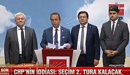 CHP'den son açıklama: Açılan sandık...