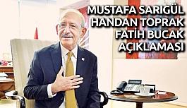 CHP Genel Başkanı Kılıçdaroğlu: 'Küskün...