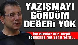 CHP 'li İmamoğlu,CHP İl Başkanlığının...