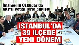 İstanbul'da bir ilk… İlk ortak masa...
